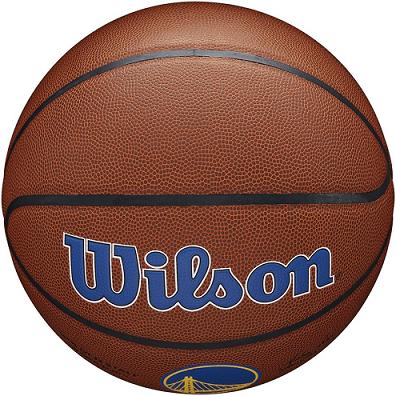 BOLA DE BASQUETE WILSON NBA GOLDEN STATE WARRIORS T ALLIANCE - TAMANHO 7