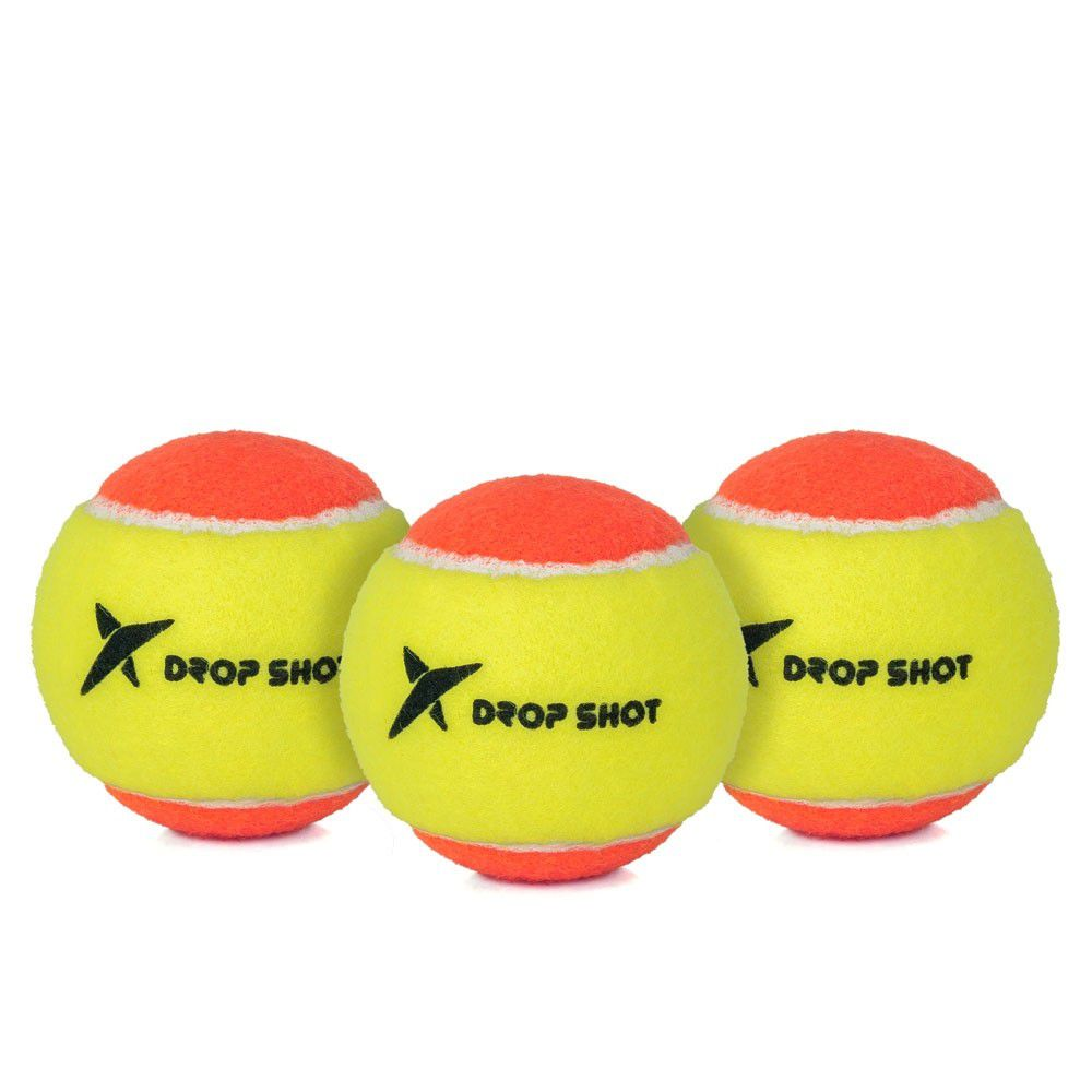 Bola Drop Shot Beach Tennis Pack c/3