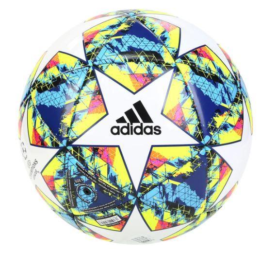 BOLA DE FUTEBOL CAMPO ADIDAS UEFA CHAMPIONS LEAGUE FINALE 19