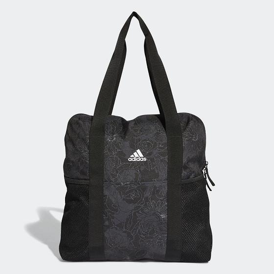 Bolsa Adidas Tote Core - Preto