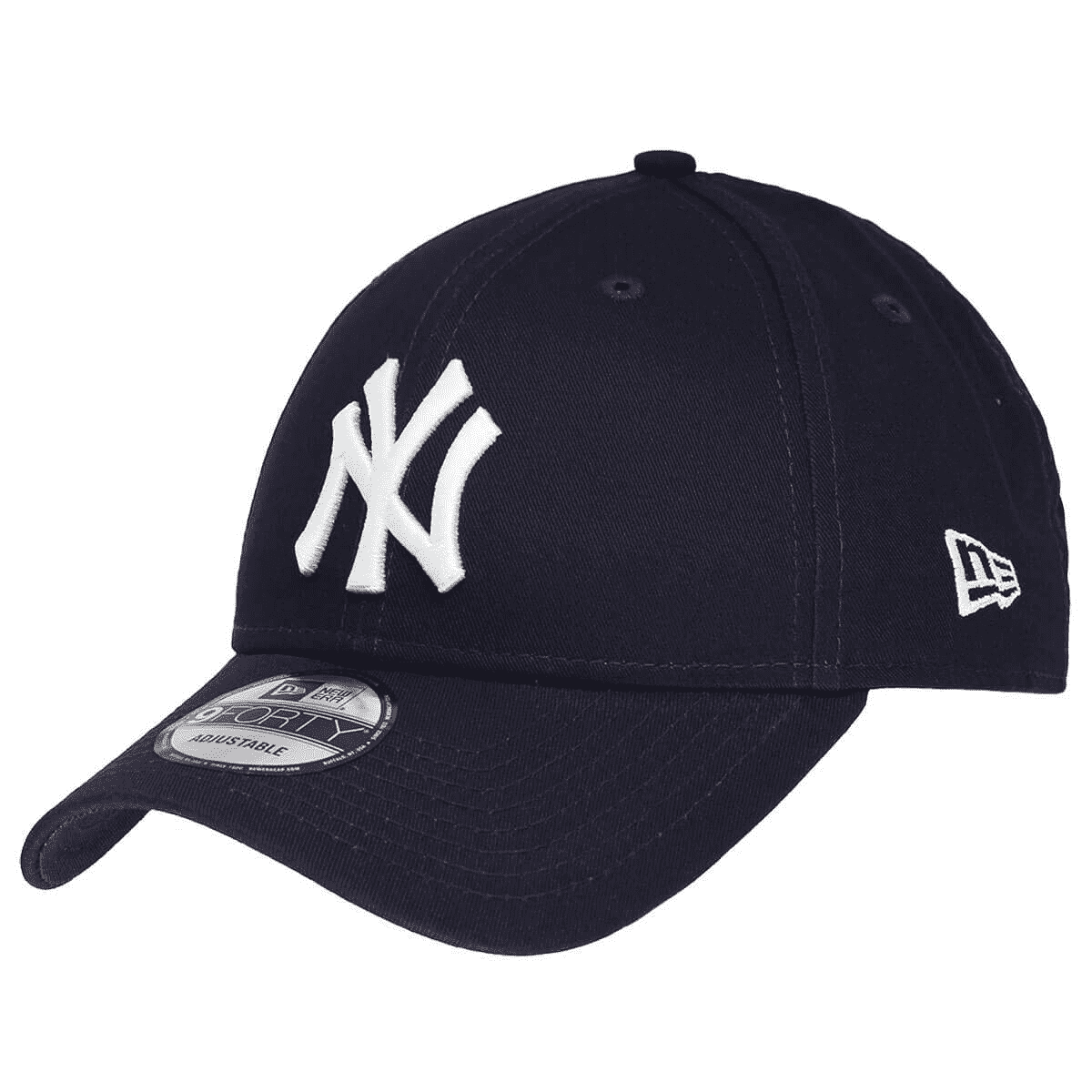BONÉ NEW ERA  940 NEW YORK YANKEES MLB ABA CURVA SNAPBACK NEW ERA - MARINHO