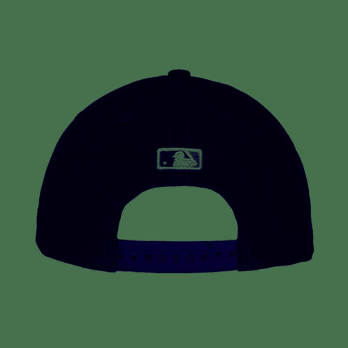 BONÉ NEW ERA  940 NEW YORK YANKEES MLB ABA CURVA SNAPBACK NEW ERA - MARINHO