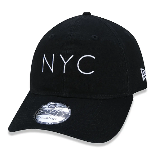 BONE NEW ERA 940 UNST WASHED DUCK NYC SS20 PT