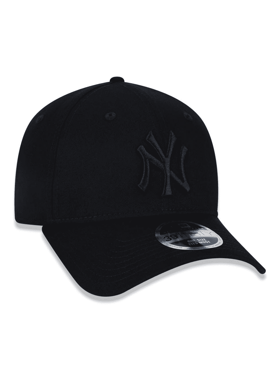 BONÉ NEW ERA 3930 CROWN MLB NEW YORK YANKEES - PRETO