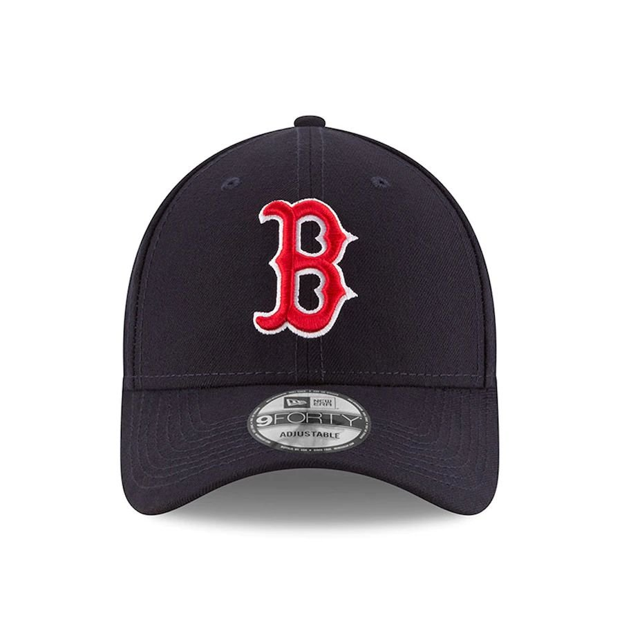 BONÉ NEW ERA 9FORTY MLB BOSTON RED - MARINHO E VERMELHO