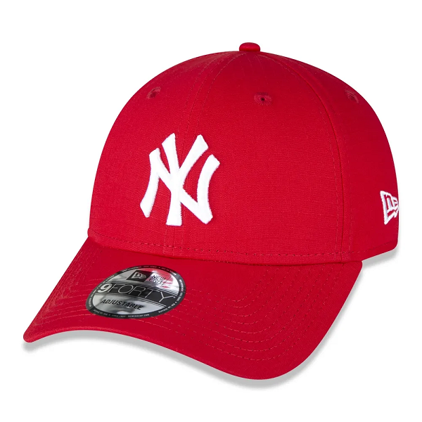 BONÉ NEW ERA 9FORTY MLB NEW YORK YANKEES CORE LEAGUE - VERMELHO