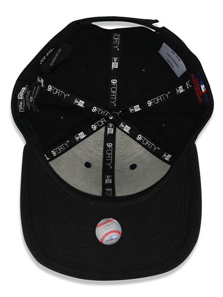 BONÉ NEW ERA 9FORTY MLB NEW YORK YANKEES - MARINHO
