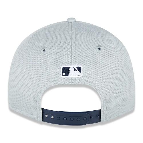 BONÉ NEW ERA 9TWENTY MLB NEW YORK YANKEES ALKALINE BRIGHT - CINZA
