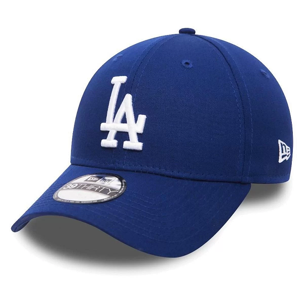 BONÉ NEW ERA ABA CURVA 3930 MLB LOS ANGELES CLASSIC - AZUL