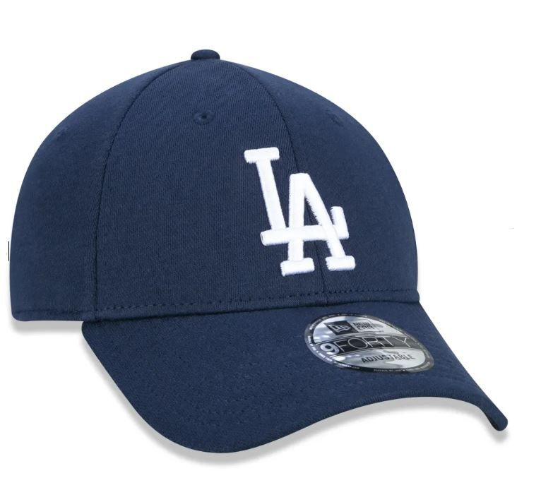 BONÉ 940 MLB LOS ANGELES DODGERS JERSEY PACK - MARINHO