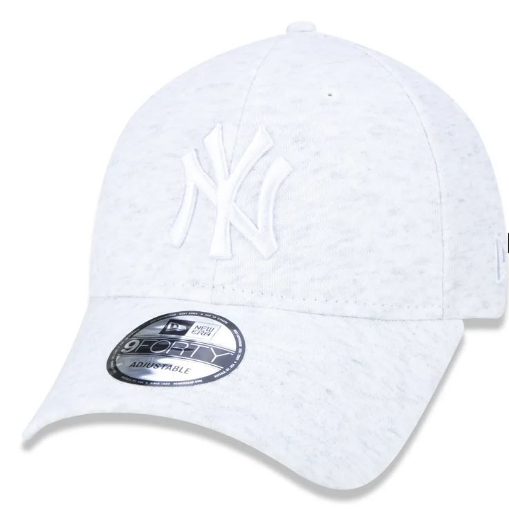 BONÉ 940 NEW YORK YANKEES JERSEY PACK - BRANCO GELO
