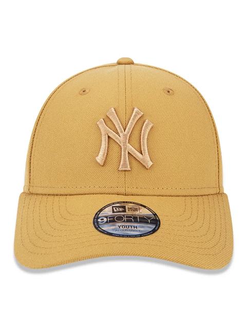 BONÉ NEW ERA JUVENIL 9FORTY MLB NEW YORK YANKEES -  CÁQUI