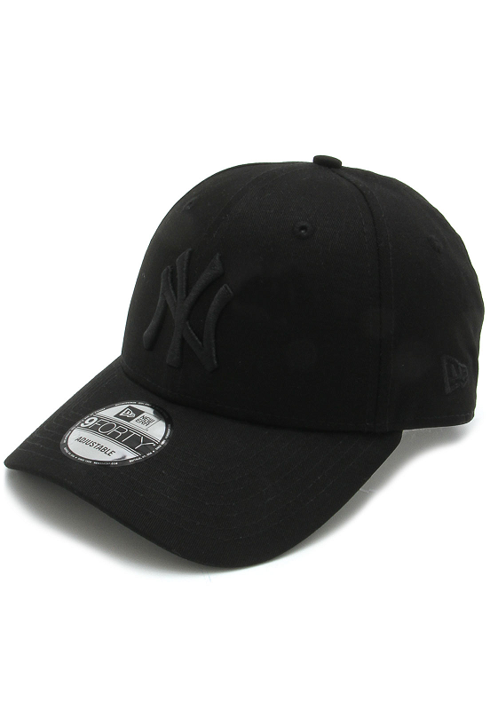 BONÉ NEW ERA NEW YORK YANKEES MLB - PRETO