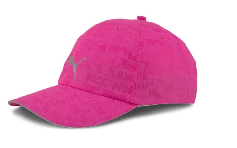 BONÉ PUMA RUNNING CAP III LUMINOUS - PINK