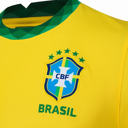 CAMISA NIKE BRASIL I 2020/21 TORCEDOR PRO MASCULINA