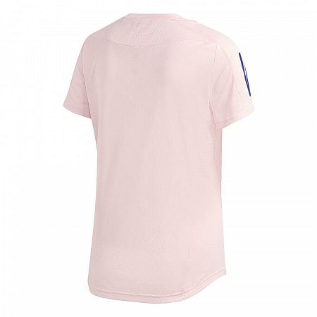 CAMISETA ADIDAS OWN THE RUN  FEMININA - SALMÃO