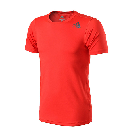 CAMISETA ADIDAS PERFORMANCE FREELIFT FIT - LARANJA