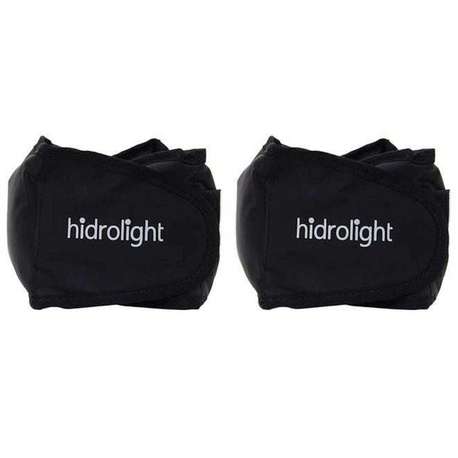 Caneleira Hidrolight Par 2x5kg - Preto
