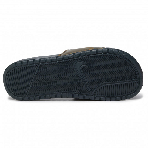 CHINELO NIKE BENASSI JUST DO IT - CAMUFLADO  ESCURO