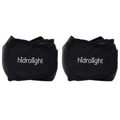 Caneleira Hidrolight Par 2x6kg - Preto