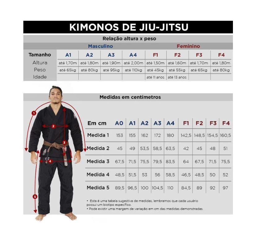 KIMONO ATAMA JIU-JITSU ULTRA LIGHT BRANCO