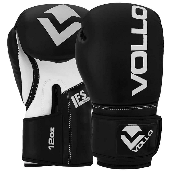 LUVA VOLLO BOXE TRAINING - PRETO