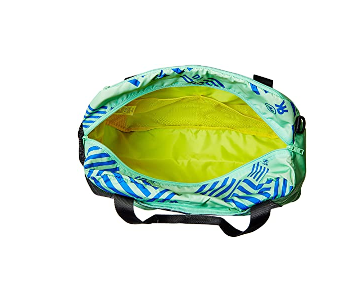 MALA REEBOK ONE SERIES GRPH GRIP 30L - LIME