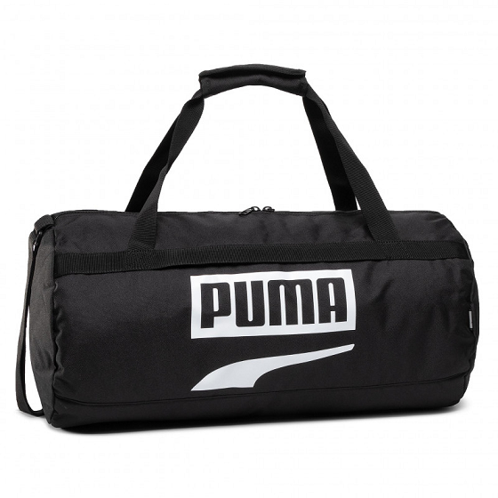 MALA PUMA PLUS SPORTS BAG II - PRETO
