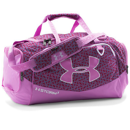 MALA UNDER ARMOR UNDENIABLE SMALL DUFFEL - ROSA