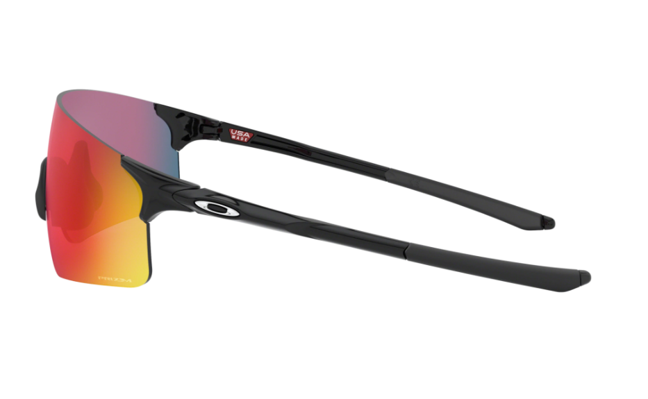 OCULOS OAKLEY EVZERO BLADES POLISHED BLACK PRIZM ROAD