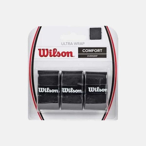 OVERGRIP WILSON PRO CONFORT - PRETO