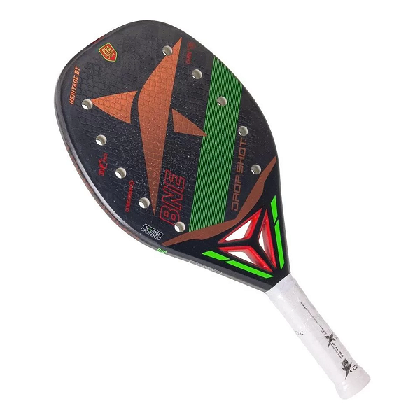 RAQUETE DE BEACH TENNIS DROP SHOT HERITAGE BT