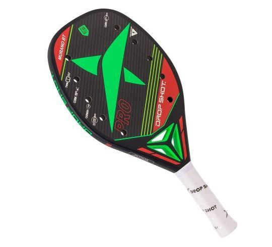 RAQUETE DE BEACH TENNIS DROP SHOT MURANO 2019