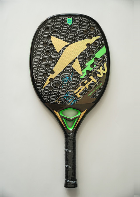 RAQUETE DE BEACH TENNIS DROP SHOT POWER PRO 2020