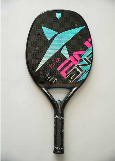 RAQUETE DE BEACH TENNIS DROP SHOT PREMIUM 2020