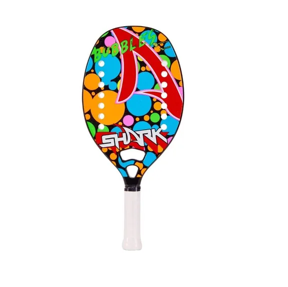 RAQUETE DE BEACH TENNIS SHARK BUBBLES 2021 - INFANTIL