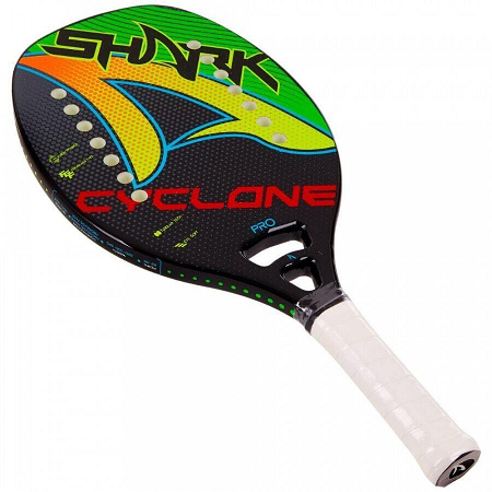 RAQUETE SHARK BEACH TENNIS CYCLONE 2021