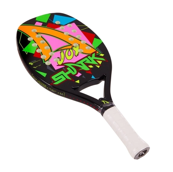 RAQUETE DE BEACH TENNIS SHARK JOY 2021 - INFANTIL
