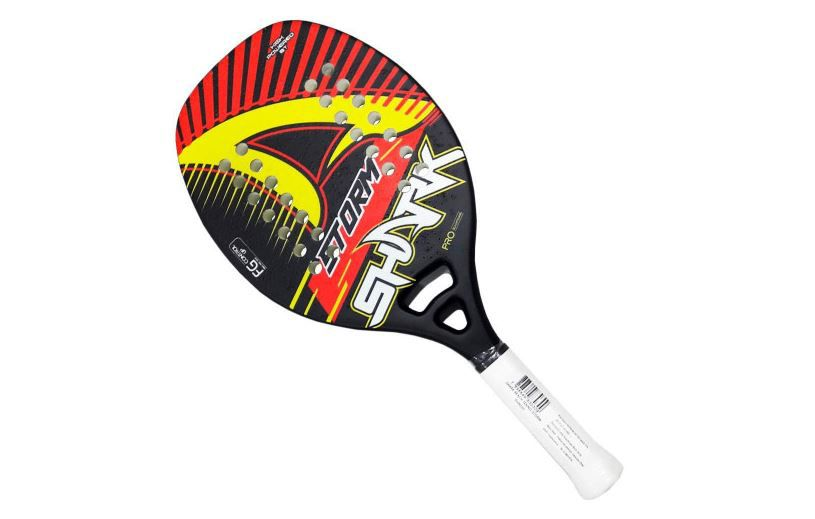 RAQUETE DE BEACH TENNIS SHARK STORM 2020