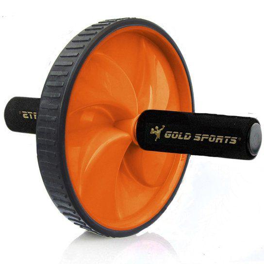 Roda de Exercícios Gold Sports Simples