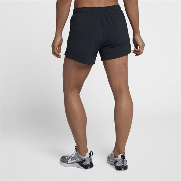 SHORT NIKE FLEX 2IN1 FEMININO - PRETO