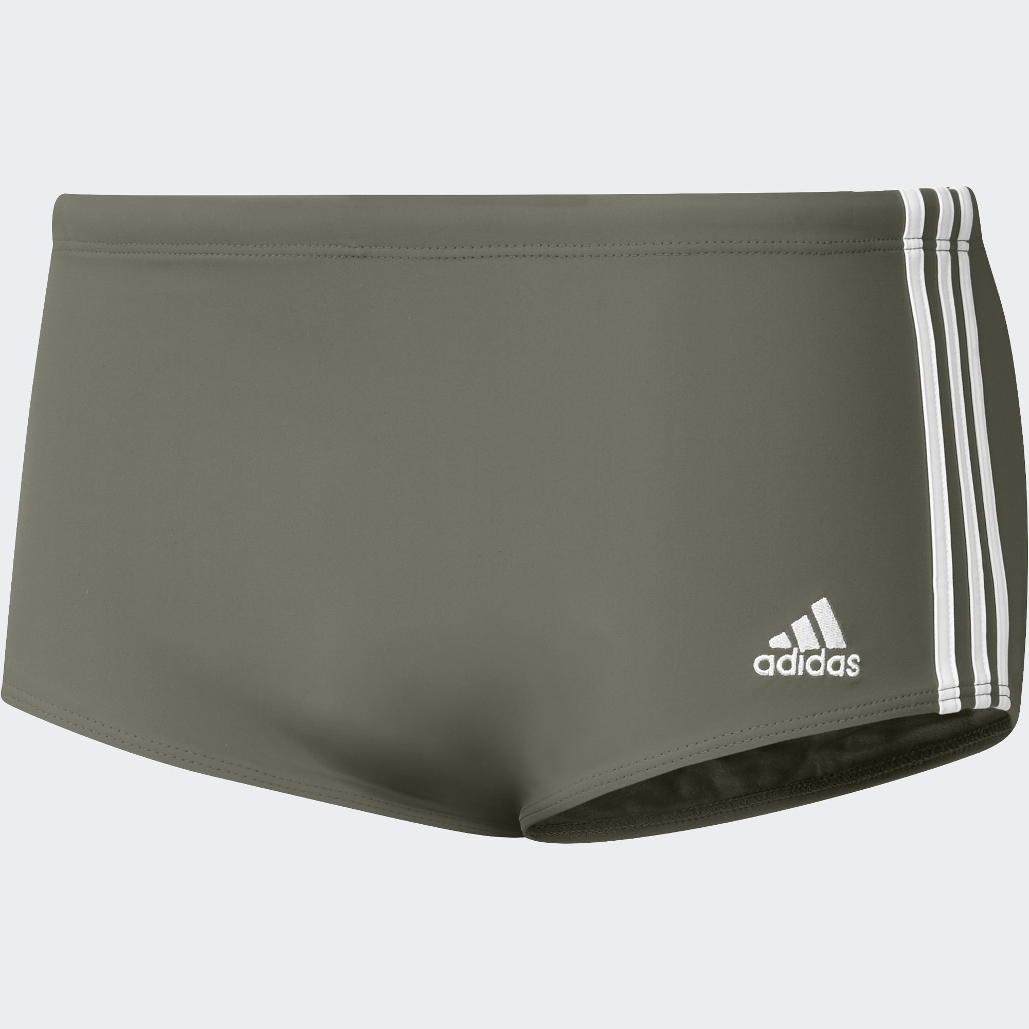 SUNGA ADIDAS 3S WIDE ADULTO - VERDE