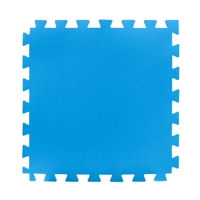 Tatame Eva 20mm 1x1m - Azul