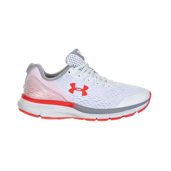 TÊNIS UNDER ARMOUR CHARGED EXTEND  FEMININO - BRANCO