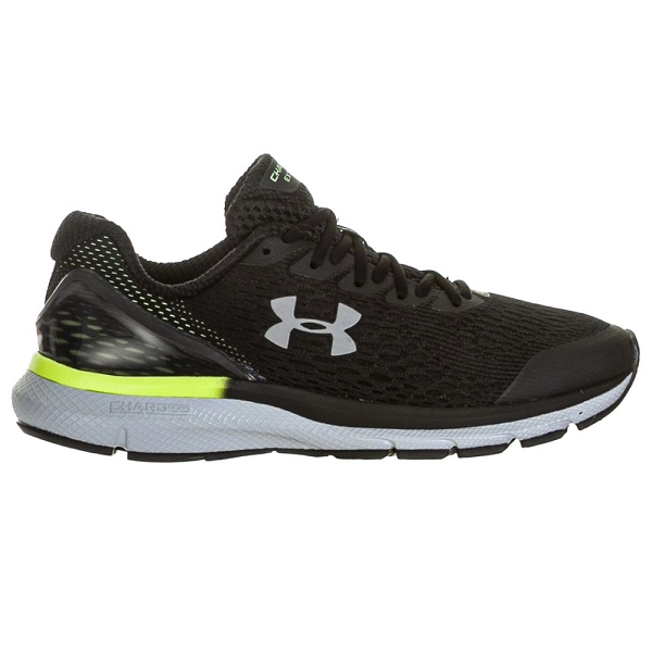 TÊNIS UNDER ARMOUR CHARGED EXTEND  MASCULINO - PRETO