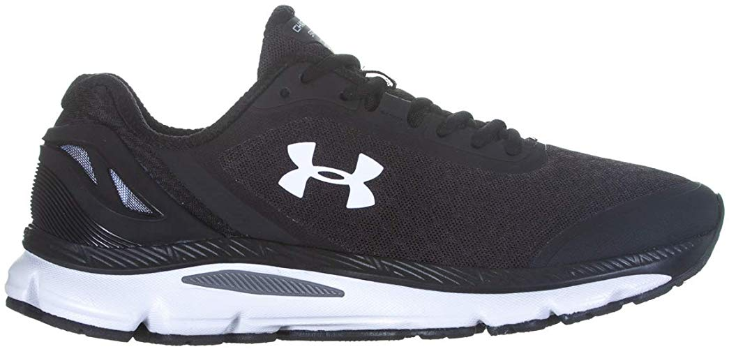 TÊNIS UNDER ARMOUR CHARGED SPRINT MASCULINO - PRETO