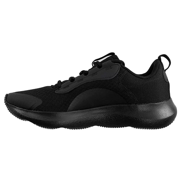 TÊNIS UNDER ARMOUR CHARGED VICTORY MASCULINO - PRETO