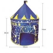 Barraca Infantil Castelo Azul Etitoys BAR-2