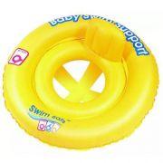 Boia Com Assento 69 Cm Swim Safe Bestway Piscina Praia Rio #32027