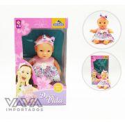 Boneca Bebê Doce Vida